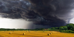 A perfect storm - stock market news