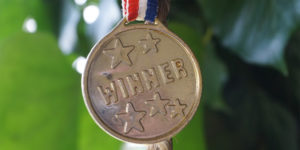 Gold Medal Winning Pension Planning